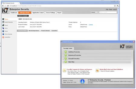 K7 Enterprise Security 1.1